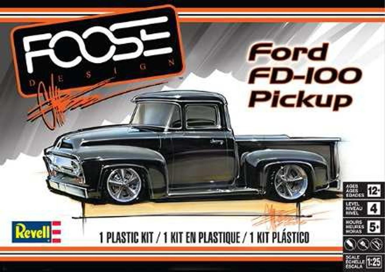 Image result for foose ford pickup model kit