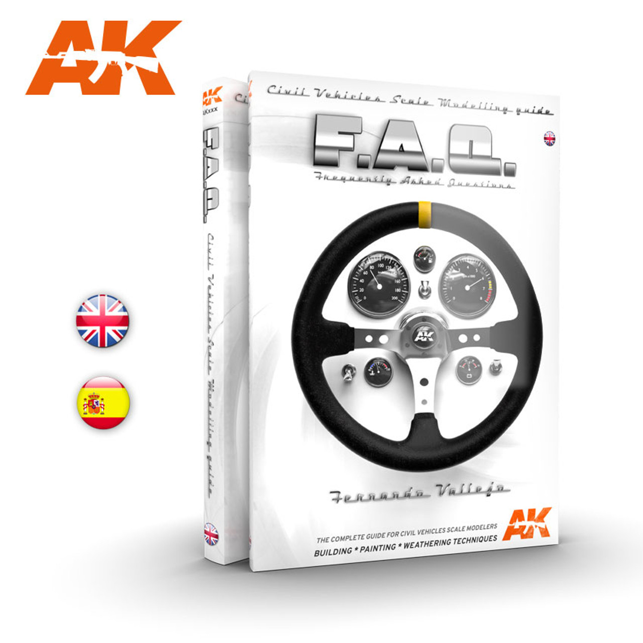 faq cars and civil vehicles scale modeling guide book ak interactive rh megahobby com Speed Guide FAQ Admin Guide