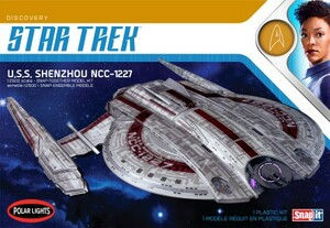 Star Trek Model Kits -- MegaHobby com