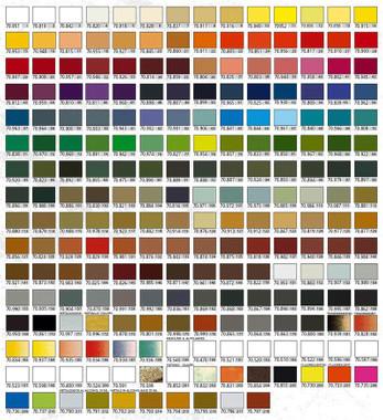 Vallejo Acrylic Model Colors Paint Set 217 Bottles