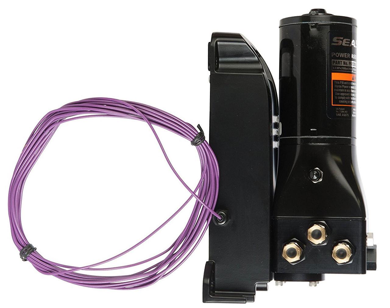 Seastar Pa1225 2 Power Assist Unit Marine Steering For Atlas Jack Plate Wiring Harness Hydraulic 12v 24v 25ft