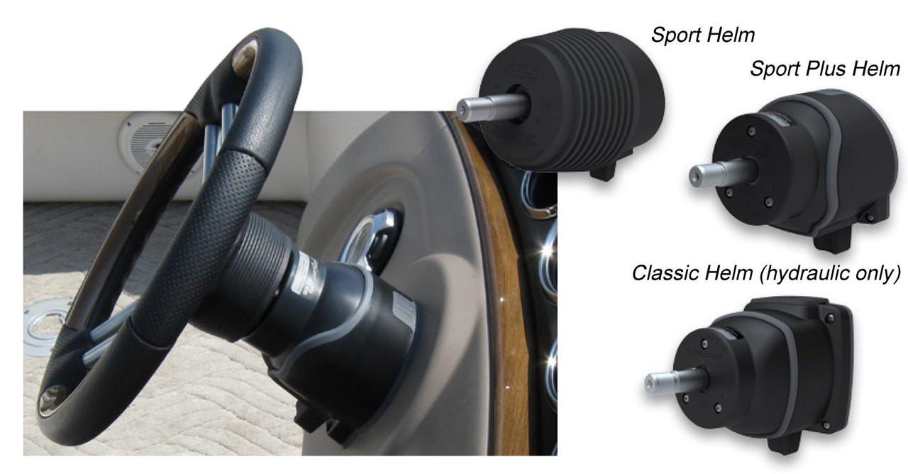 sea star hydraulic steering installation instructions