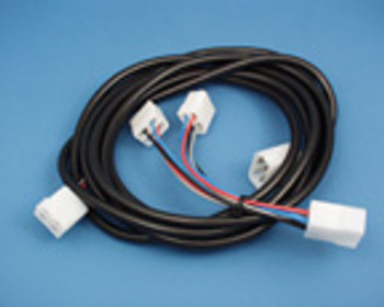 Control harness and Y connector 4-wire 4m