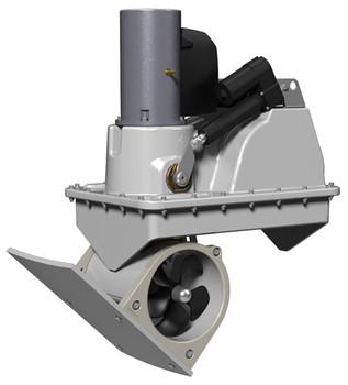 SRP210/250TC 24V Retracting Thruster Kit - 210Kg/462Lb