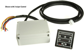 Wiper control panel (EX1) (W38) (EX2) Compatible