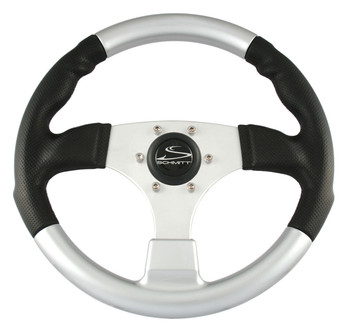 """FANTASY WHEEL -DECORATED INSERTS - 3/4"""" TAPERED SHAFT - INCLUDES BLACK PLASTIC CAP"""
