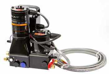 SeaStar PA7020 Marine Hydraulic Steering Power Assist and Type 2 AutoPilot Pump 24v 110cu.in.