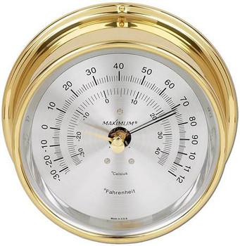 Mini-Max – Brass case, Silver dial