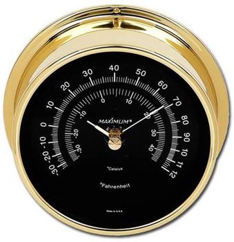 Mini-Max – Brass case, Black dial