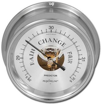Predictor – Nickel case, Silver dial