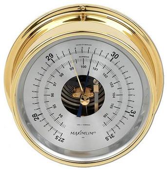 Proteus – Brass case, Silver dial