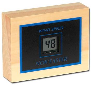 Nor'Easter – Pine block, 2-digit LCD