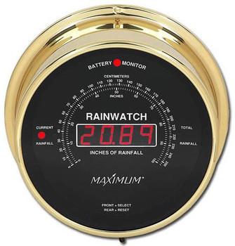 Rainwatch – Brass case, Black dial WRNB