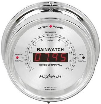 Rainwatch – Chrome case, Silver dial WRNAC