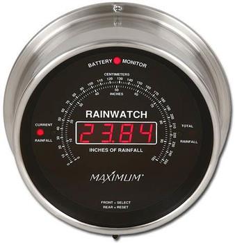 Rainwatch – Nickel case, Black dial WRNBN