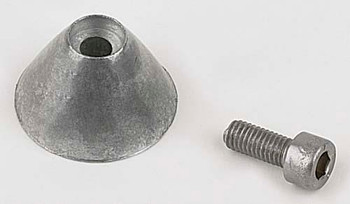 Aluminum alloy anode (incl. screw) For 125mm Tunnel Thrusters SM31180A