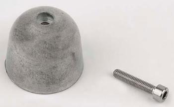 Aluminum alloy anode (incl. screw) For 250mm/300mm Tunnel Thrusters SM201180A