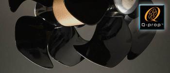 Side-Power Thruster Q-prop upgrade