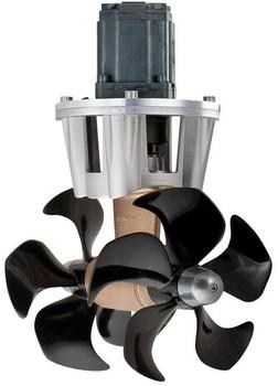 SH240/250TC-U14 Thruster Unit w/Parker Ultra motor 14cm3, max. thrust 240kg/528lbs