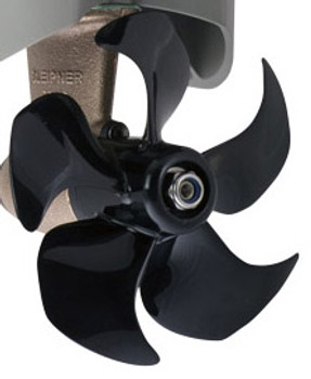 5-Blade Composite Propeller Left Hand Side with Key Drive For SP155/200, 220HYD