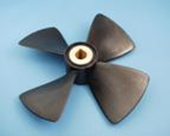 4-Blade Composite Propeller Right Hand Side For 125T, 155TC, 200TC-24V, 220HYD