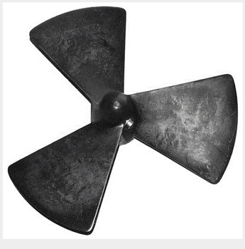 3-Blade Propeller GRP For 6HP