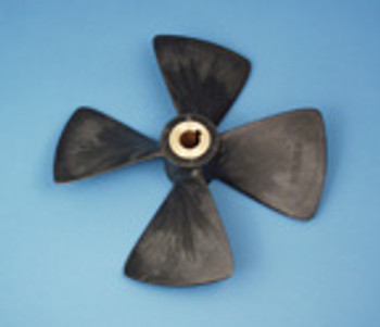 4-Blade Composite Propeller For 10HP Thruster