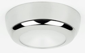 Imtra Sigma Surface Mount ILIM32400 PowerLED Downlight - Stainless Steel Warm White