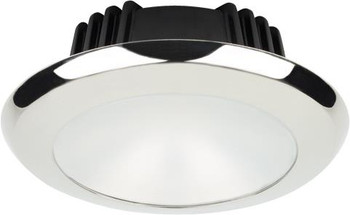 Imtra Sigma Large ILIM32130 PowerLED Downlight - Stainless Steel Cool White