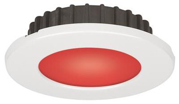 Hatteras PowerLED, White Trim Red