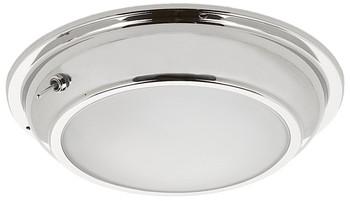 Imtra Gibraltar ILIM10501 PowerLED Downlight - Stainless Steel Warm White w/ Switch (ILIM10501)