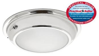 Imtra Gibraltar ILIM10541 PowerLED Downlight - Stainless Steel Trim Bi-Color Warm White/Red w/ 3 Way Switch