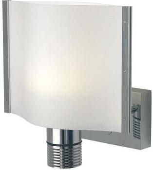 Prebit ILPB25013305 Rostock LED Boat Wall Light Sconce - Chrome - Warm White