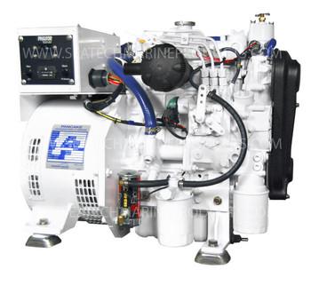 Phasor Marine K3-8.0kW Compact Diesel Boat Generator (K3 - 8.0)