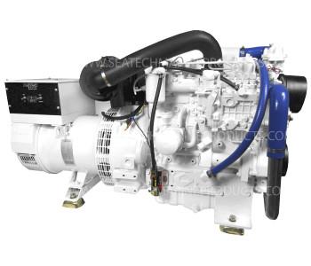 Phasor Marine K4-30.0KW Standard Series Marine Diesel Generator (K4 - 30.0)