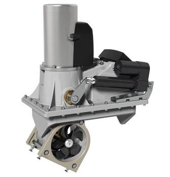 SR80/185T Vertical Retracting Thruster Kit, 12V, 185mm, 80Kg/176Lb