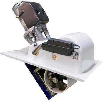 SR80 Side-Power Retracting thruster 12v DC Powered