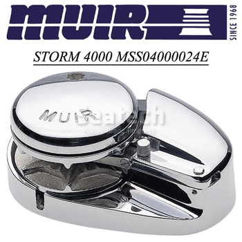 Muir Storm 4000 - 24VDC 2000W - Low Profile - MSS04000024E