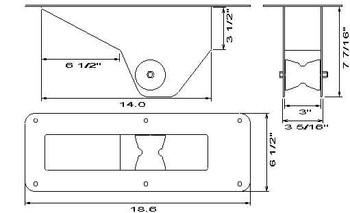 IAE-8 Dimensions