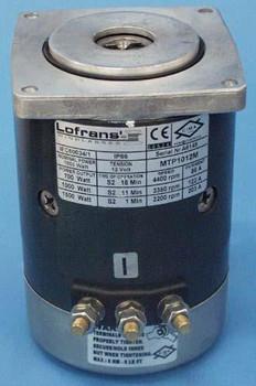 Anchor Windlass Motor for Lofrans Project 1000. 1000W 24V. LWP831