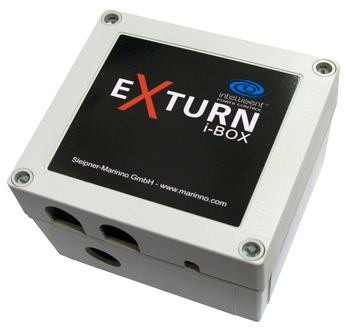 EXturn I-box - system control center