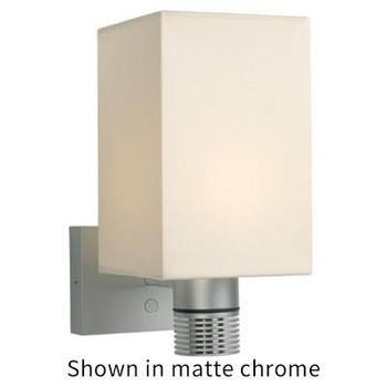 Prebit ILPB25013705 Jana LED Boat Wall Sconce -Chrome - Warm White
