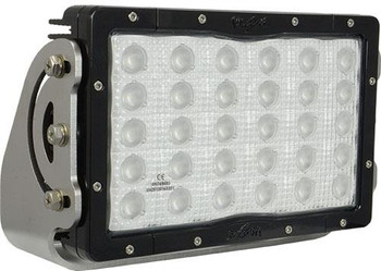 Imtra Pitmaster ILPM05B3090PSE 30-LED Commercial Marine Deck Light - Black- 90° Beam