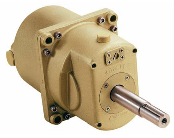 Kobelt 7012-AL Variable Displacement 4.0-12.0 Hydraulic Marine Helm Pump - Cast Bronze Finish with Long Shaft