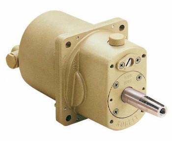 Kobelt 7003-AN Variable Displacement 1.0-3.0 Hydraulic Marine Helm Pump - Cast Bronze Finish with Short Shaft