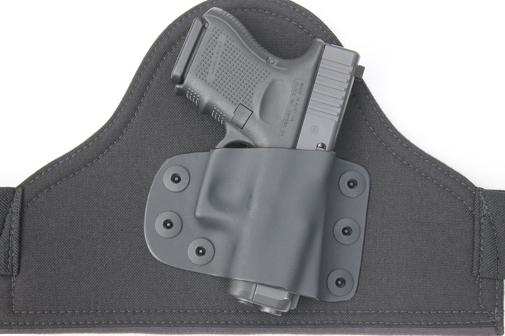 FusionPac IWB Concealed Carry Holster with Glock 26