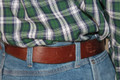The TRR easily conceals the G19 and allows for effortless tucking of the shirt.
