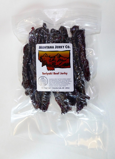 Teriyaki Beef Jerky