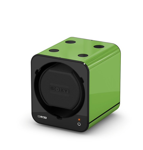 BOXY FANCY Brick Single Watch Winder  - Green (Add On)