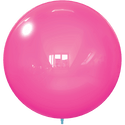 "18"" PINK BALLOON BOBBER DURABALLOON REPLACEMENT"